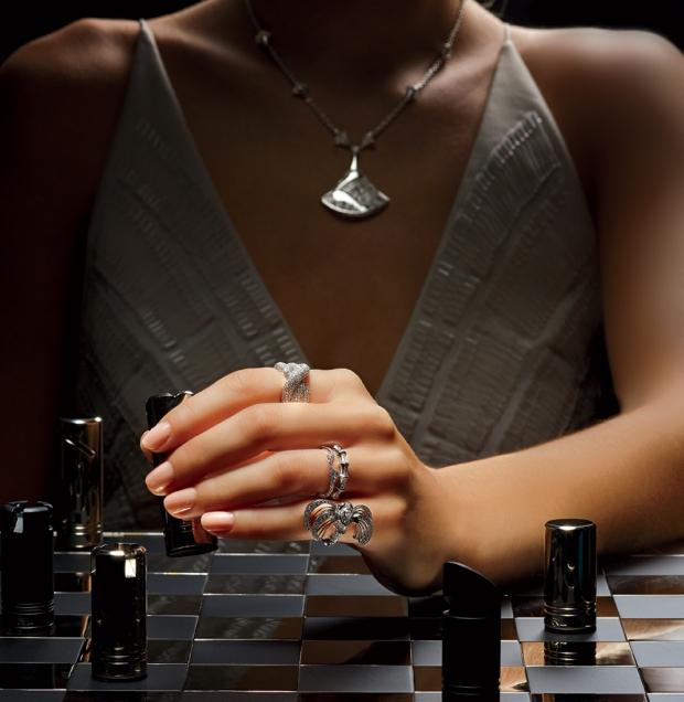 Glamorous Jewelry photography