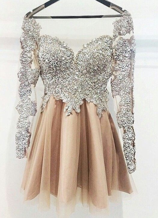 short party prom dress 2018 (3)